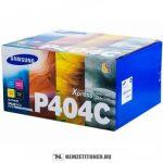 Samsung Xpress C430, 480 toner multipack BKCMY /CLT-P404C/, 4x1.500 oldal   eredeti termék