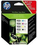 HP SD400AE Bk fekete+színes multipack #No.21/21/22 tintapatron, 3x5 ml | eredeti termék