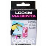 Brother LC-04 M magenta tintapatron | eredeti termék
