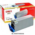 OKI C7100, C7300 Y sárga toner /41963005/, 10.000 oldal | eredeti termék