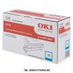 OKI C710 C ciánkék dobegység /43913807/, 15.000 oldal   eredeti termék