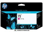 HP C9372A M magenta #No.72 tintapatron, 130 ml | eredeti termék