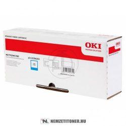 OKI MC770, MC780 C ciánkék XL toner /45396203/, 11.500 oldal | eredeti termék
