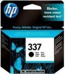 HP C9364EE Bk fekete #No.337 tintapatron, 11 ml | eredeti termék