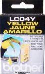 Brother LC-04 Y sárga tintapatron | eredeti termék