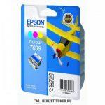 Epson T039 színes tintapatron /C13T03904A10/, 25 ml | eredeti termék