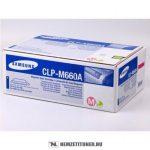 Samsung CLP-610, 660 M magenta toner /CLP-M660A/ELS/, 2.000 oldal   eredeti termék