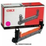 OKI C9300, C9500 M magenta dobegység /41963406, TYPE C5/, 30.000 oldal | eredeti termék