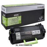 Lexmark MX 711, 810 XXL toner /62D2X00, 622X/, 45.000 oldal | eredeti termék