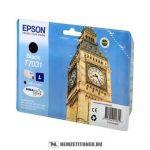 Epson T7031 Bk fekete tintapatron /C13T70314010/, 24 ml | eredeti termék