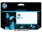 HP C9452A C ciánkék #No.70 tintapatron, 130 ml | eredeti termék