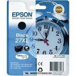 Epson T2711 XL Bk fekete tintapatron /C13T27114010/, 17,7 ml | eredeti termék