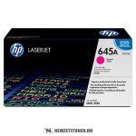 HP C9733A - 645A - magenta toner, 12.000 oldal   eredeti termék