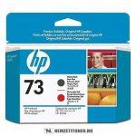 HP CD949A MBk matt fekete + ChR króm vörös #No.73 nyomtatófej | eredeti termék