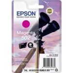Epson T02V3 M magenta tintapatron /C13T02V34010, 502/, 3,3 ml | eredeti termék