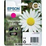 Epson T1813 XL M magenta tintapatron /C13T18134010/, 6,6 ml | eredeti termék