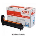 OKI C711 C ciánkék dobegység /44318507/, 20.000 oldal   eredeti termék