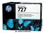 HP F9J81A nyomtatófej-készlet #No.729 + BKCMY tintapatron, 1x69 ml + 3x40 ml | eredeti termék