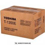Toshiba BD 1350 toner  /60066062027, T-1350E/, 4.300 oldal, 180 gramm | eredeti termék