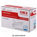 OKI C5850, C5950 C ciánkék dobegység /43870023/, 20.000 oldal | eredeti termék