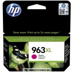 HP 3JA28AE M magenta #No.963XL tintapatron, 22,77 ml | eredeti termék