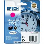 Epson T2713 XL M magenta tintapatron /C13T27134010, C13T27134012/, 10,4 ml | eredeti termék