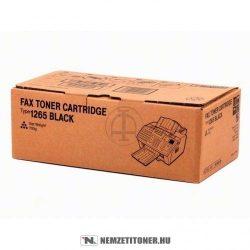 Ricoh Fax 1120L, 1160L toner /430400, TYPE 1265D/, 4.300 oldal, 700 gramm   eredeti termék
