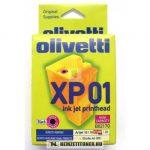 Olivetti XP 01 Bk fekete tintapatron /B0217G/ | eredeti termék