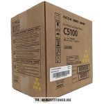 Ricoh Pro C5100 Y sárga toner /828403, 828222/, 30.000 oldal | eredeti termék