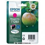 Epson T1293 M magenta tintapatron /C13T12934010, C13T12934012/, 7 ml | eredeti termék