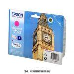 Epson T7033 M magenta tintapatron /C13T70334010/, 9,6 ml | eredeti termék