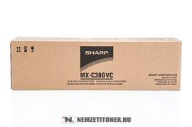 Sharp MXC-38 GVC ciánkék developer, 60.000 oldal | eredeti termék
