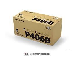 Samsung CLP-360, 365 Bk fekete toner duopack /CLT-P406B/ELS/, 2x1.500 oldal | eredeti termék