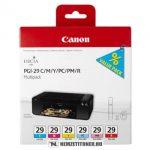 Canon PGI-29 CMYPCPMR multipack tintapatron /4873B005/   eredeti termék