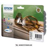 Epson T043240BA multipack (T043,442,443,444) tintapatron | eredeti termék