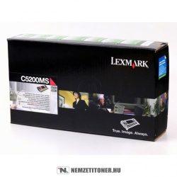 Lexmark C530 M magenta toner /C5200MS/, 1.500 oldal | eredeti termék