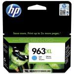 HP 3JA27AE C ciánkék #No.963XL tintapatron, 22,77 ml | eredeti termék