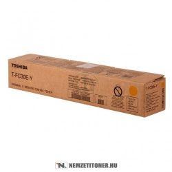 Toshiba E-Studio 2550 toner Y sárga toner /6AG00004454, T-FC 30EY/, 33.600 oldal | eredeti termék