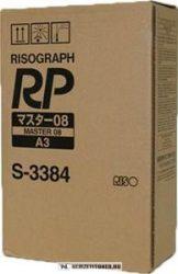 RISO RP 370, 3700 Master A/3 2db /S-3384, HD/ | eredeti termék