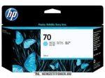 HP C9390A LC világos ciánkék #No.70 tintapatron, 130 ml | eredeti termék