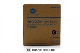 Konica Minolta MagiColor 4750 Bk fekete toner /A0X5151, TNP-19K/, 4.000 oldal | eredeti termék
