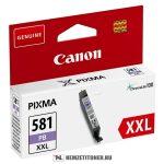 Canon CLI-581 XXL PB fotó kék tintapatron /1999C001/, 11,7 ml   eredeti termék