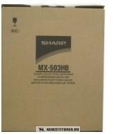 Sharp MX-503 HB szemetes, 80.000 oldal | eredeti termék