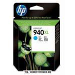 HP C4907AE C ciánkék #No.940XL tintapatron, 16 ml | eredeti termék