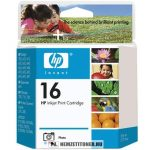 HP C1816AE PhCol fotó színes #No.16 tintapatron, 22,8 ml | eredeti termék