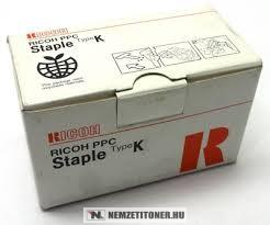 Ricoh Aficio TYPE-K tűzőkapocs /410801/, 5.000 oldal | eredeti termék