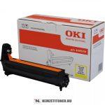 OKI MC760, MC770, MC780 Y sárga dobegység /45395701/, 30.000 oldal | eredeti termék