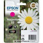 Epson T1803 M magenta tintapatron /C13T18034010, C13T18034012/, 3,3 ml | eredeti termék