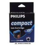 Philips PFA-421 Bk fekete tintapatron /906115308009/, 18 ml | eredeti termék