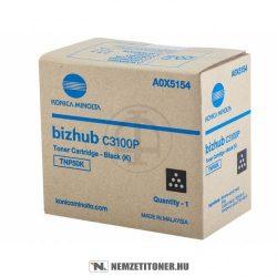Konica Minolta Bizhub C3100 Bk fekete toner /A0X5154, TNP-50K/, 5.000 oldal | eredeti termék